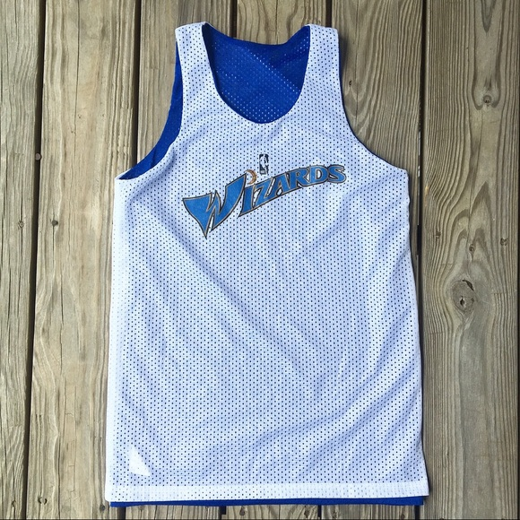 competitive price 52287 fee53 Washington Wizards Reversible Practice Jersey